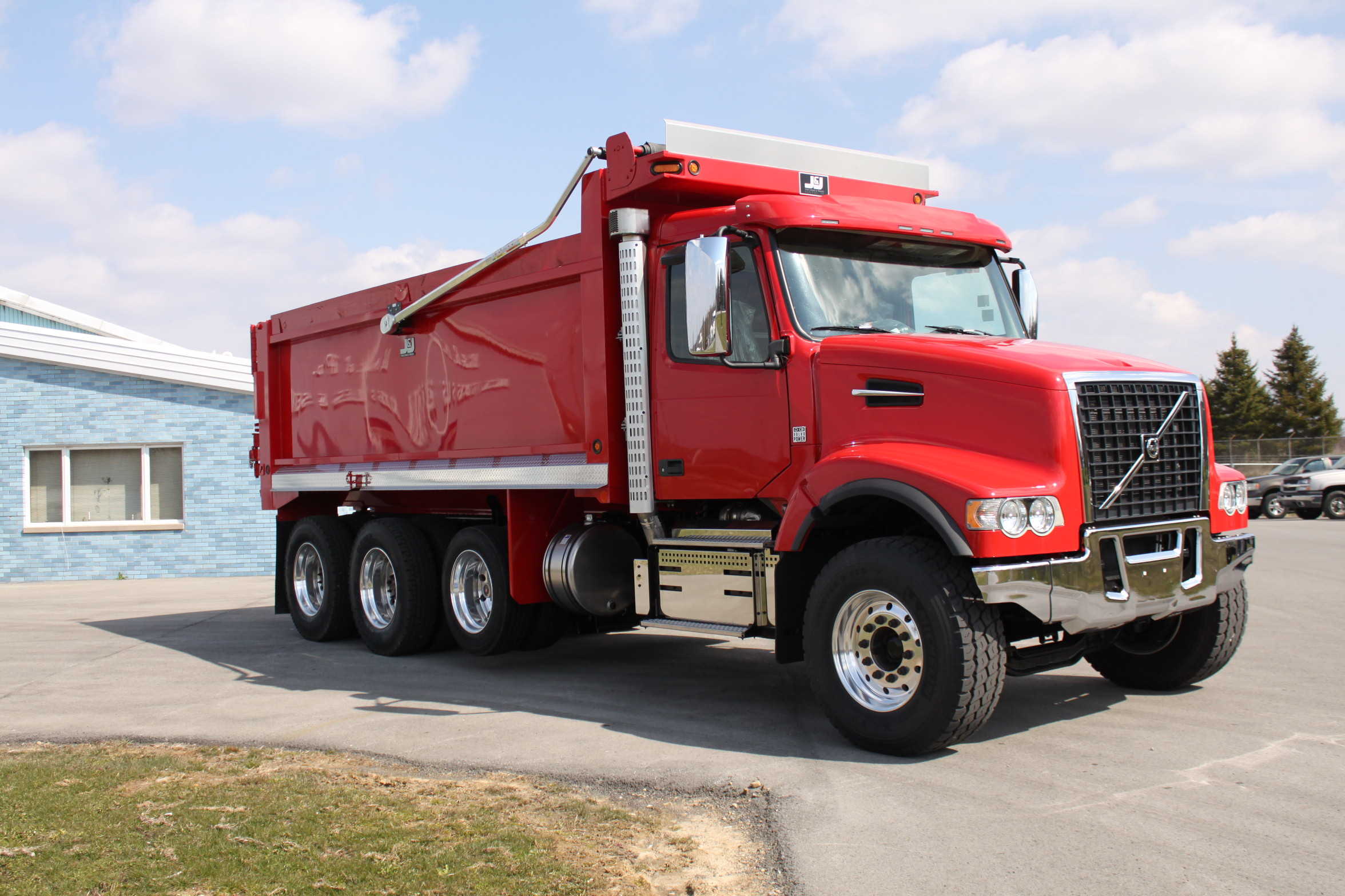 New Truck manufacturer models available in OH